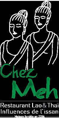 Meh et Meh Sao figurent sur le nouveau logo du restaurant.